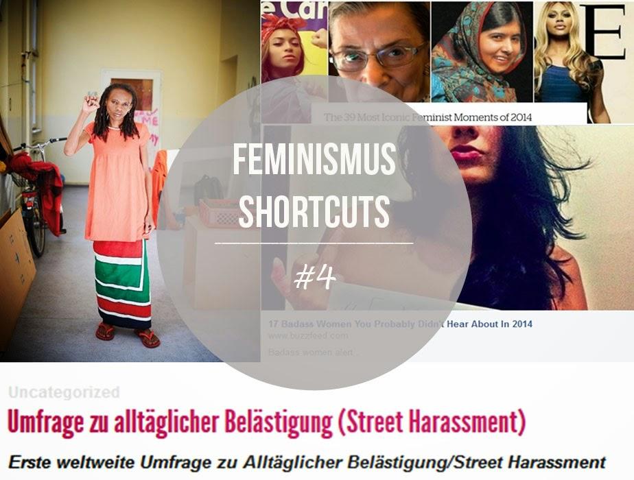Feminismus Shortcuts #4