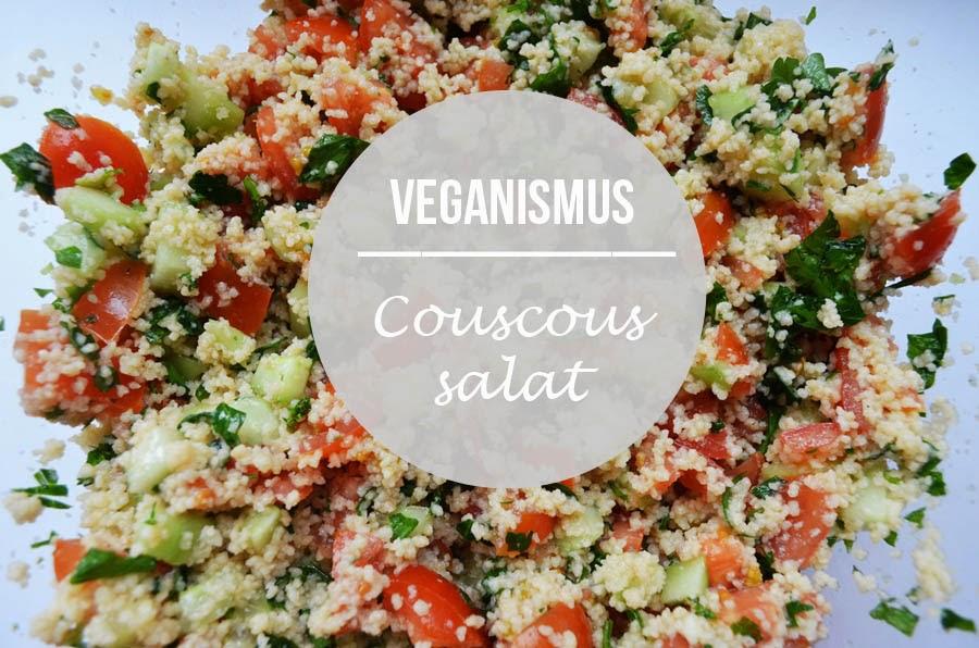 Veganismus: Rezept für Taboulé – Couscous-Salat