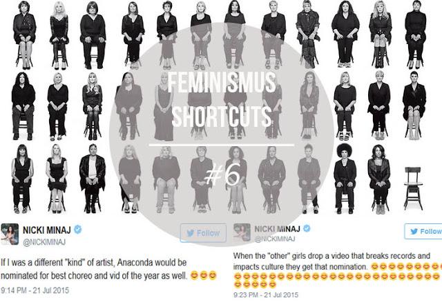 Feminismus Shortcuts #6