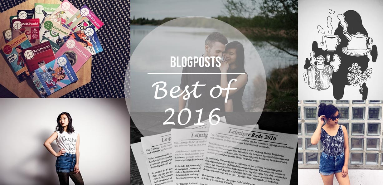 Best of 2016 – Blogposts