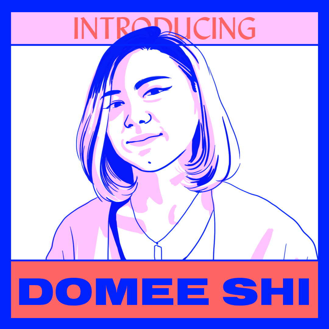 Introducing: Domee Shi